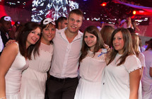 Photo 85 / 229 - White Party hosted by RLP - Samedi 31 août 2013